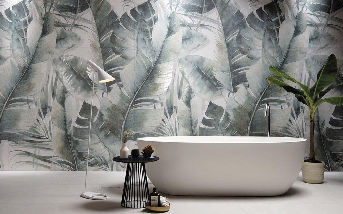 Piastrelle Decorative Per Tavoli piastrelle di grande formato in pasta bianca | fap