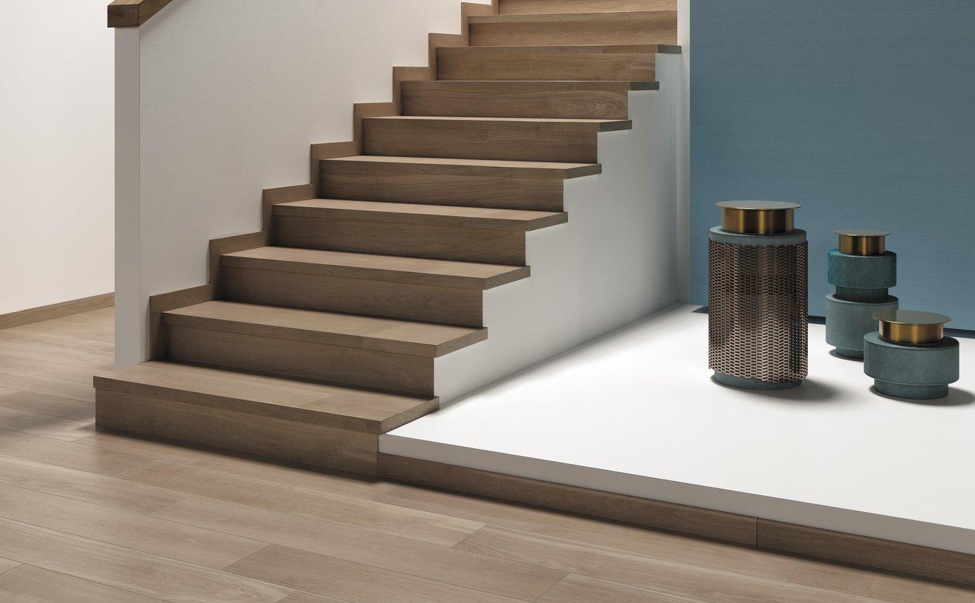 Pezzi Speciali In Ceramica.Nest Wood Effect Porcelain Floor Tiles Fap