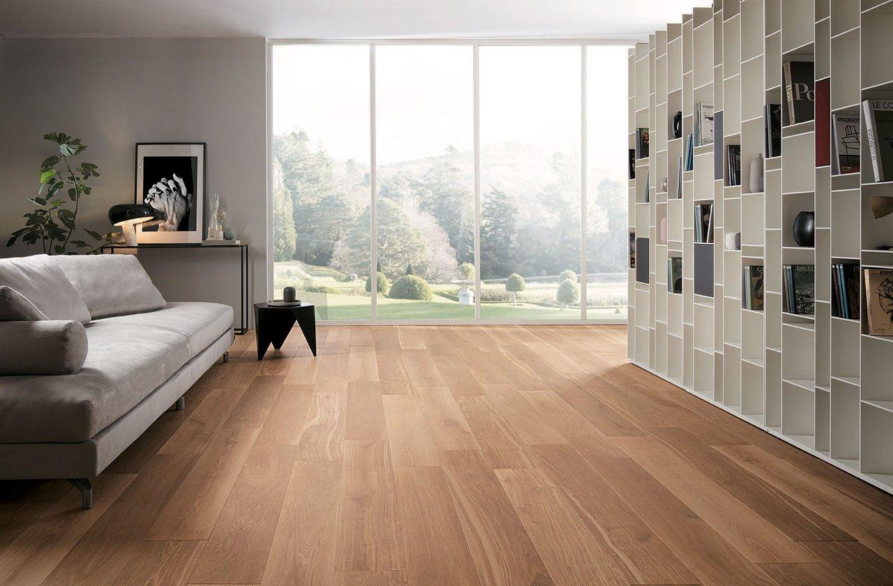 Piastrelle e pavimenti in ceramica effetto legno fap