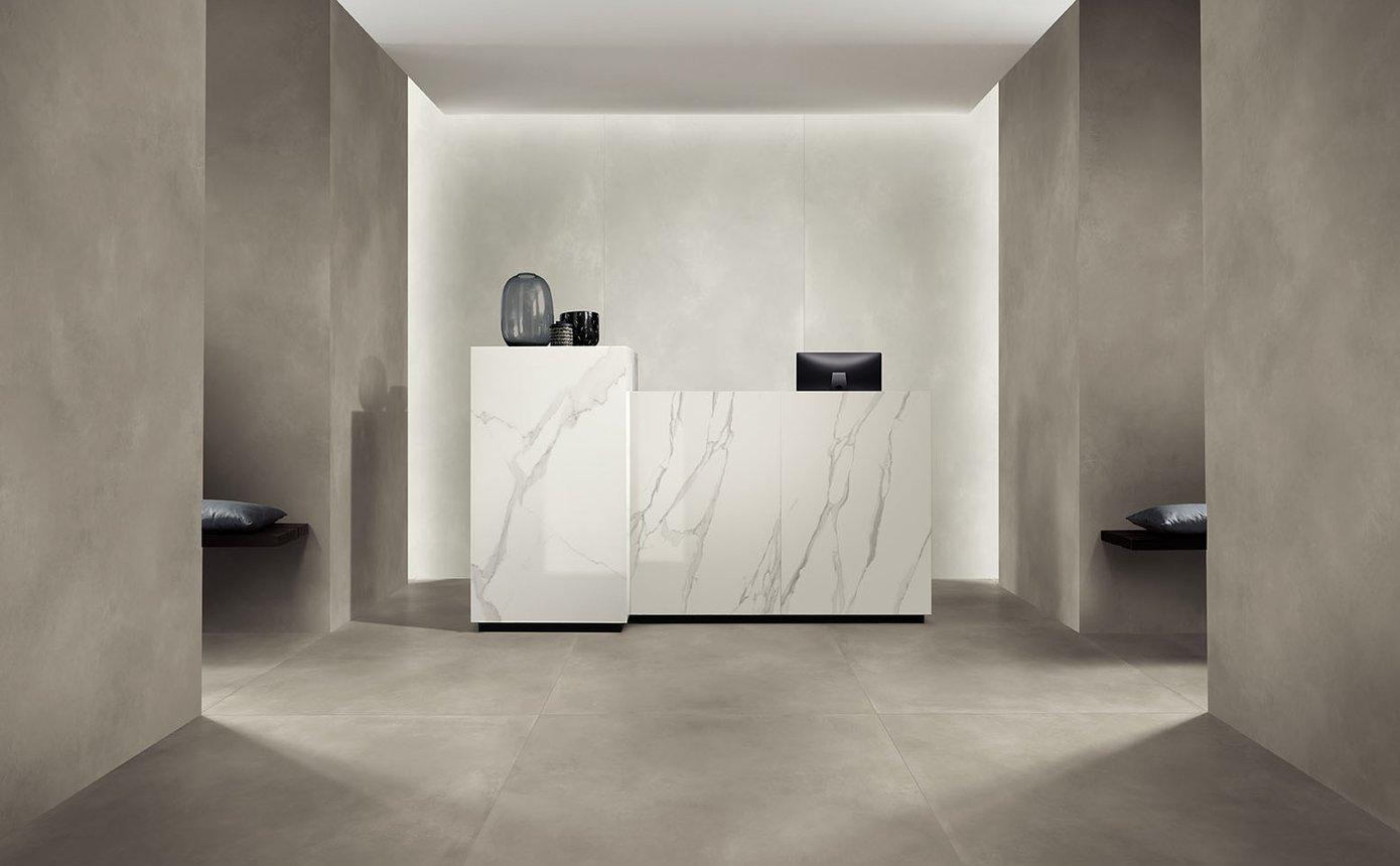 Gres Porcellanato Effetto Marmo Difetti maxxi: gres porcellanato effetto marmo in grande formato | fap