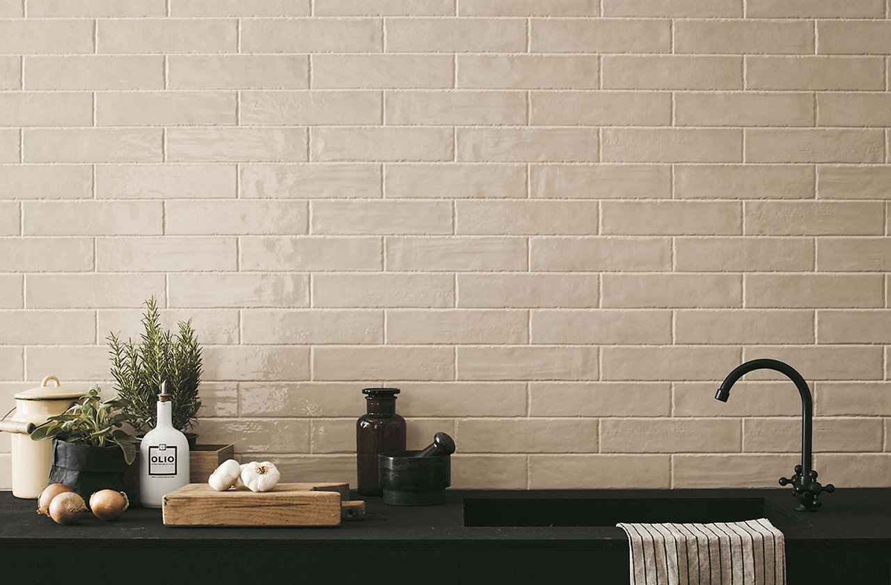 Brick piastrelle effetto mattone fap