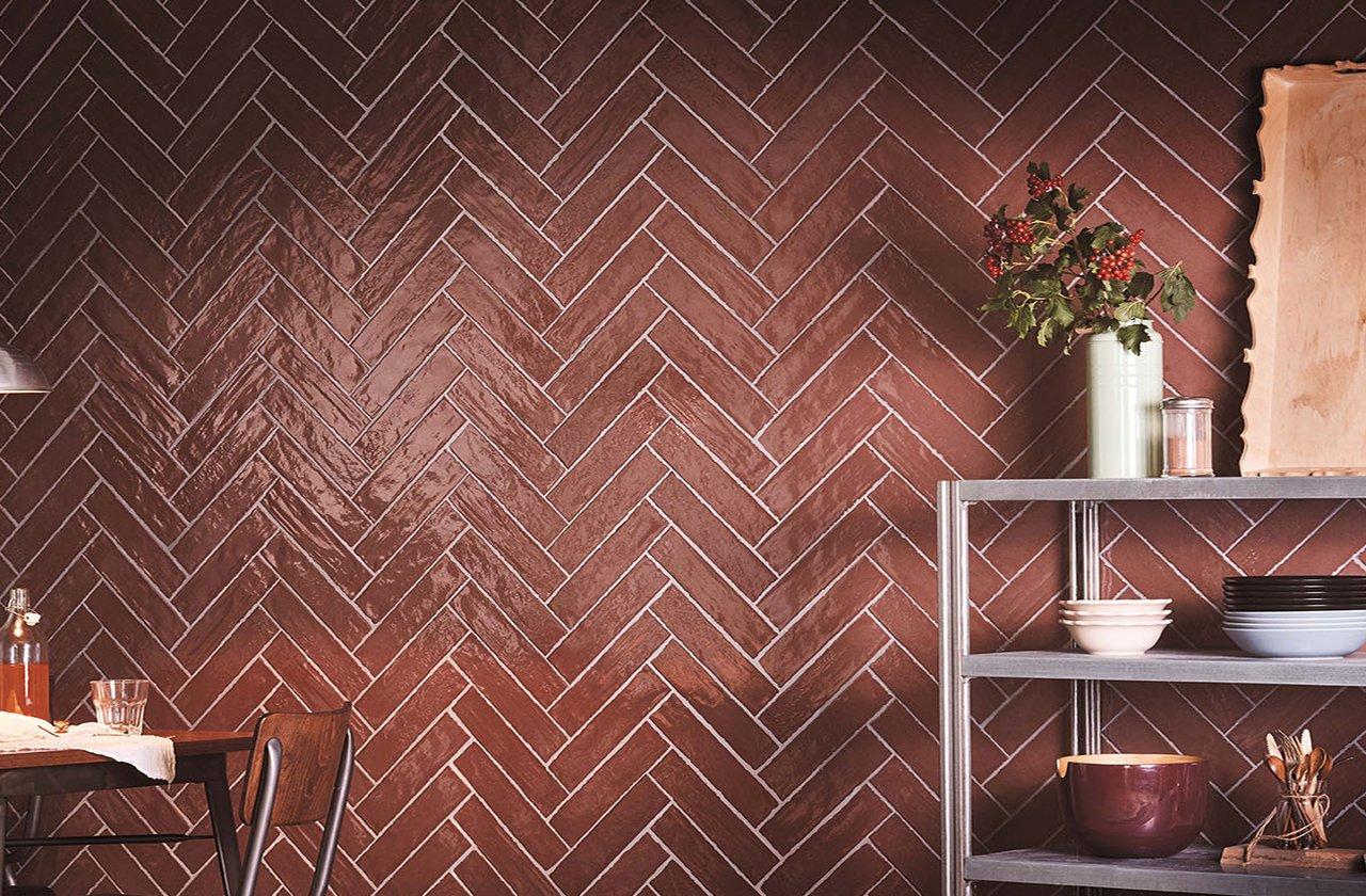 Brick piastrelle effetto mattone fap - Piastrelle effetto mattone ...