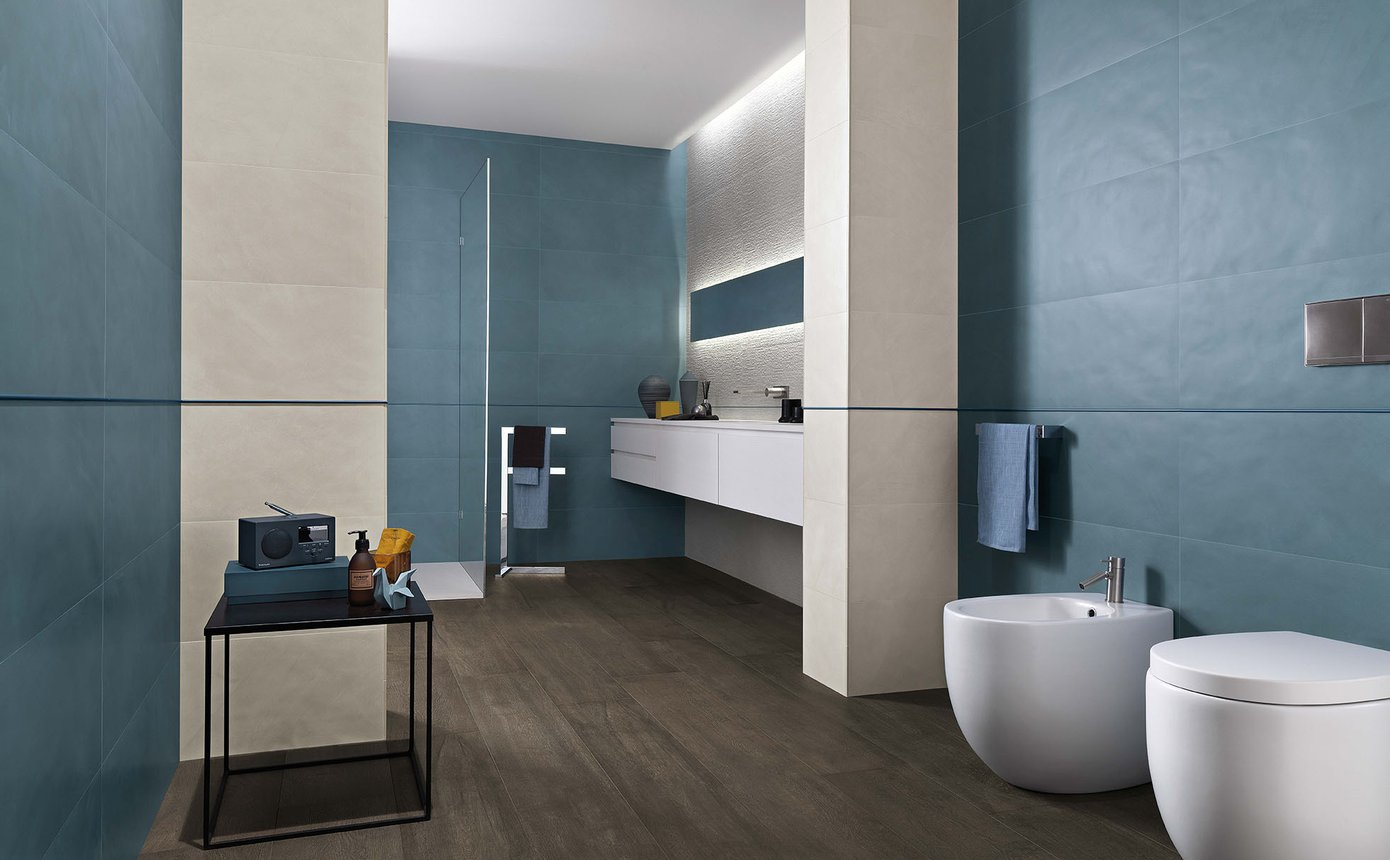 Color now rivestimento bagno moderno glamour e di tendenza fap
