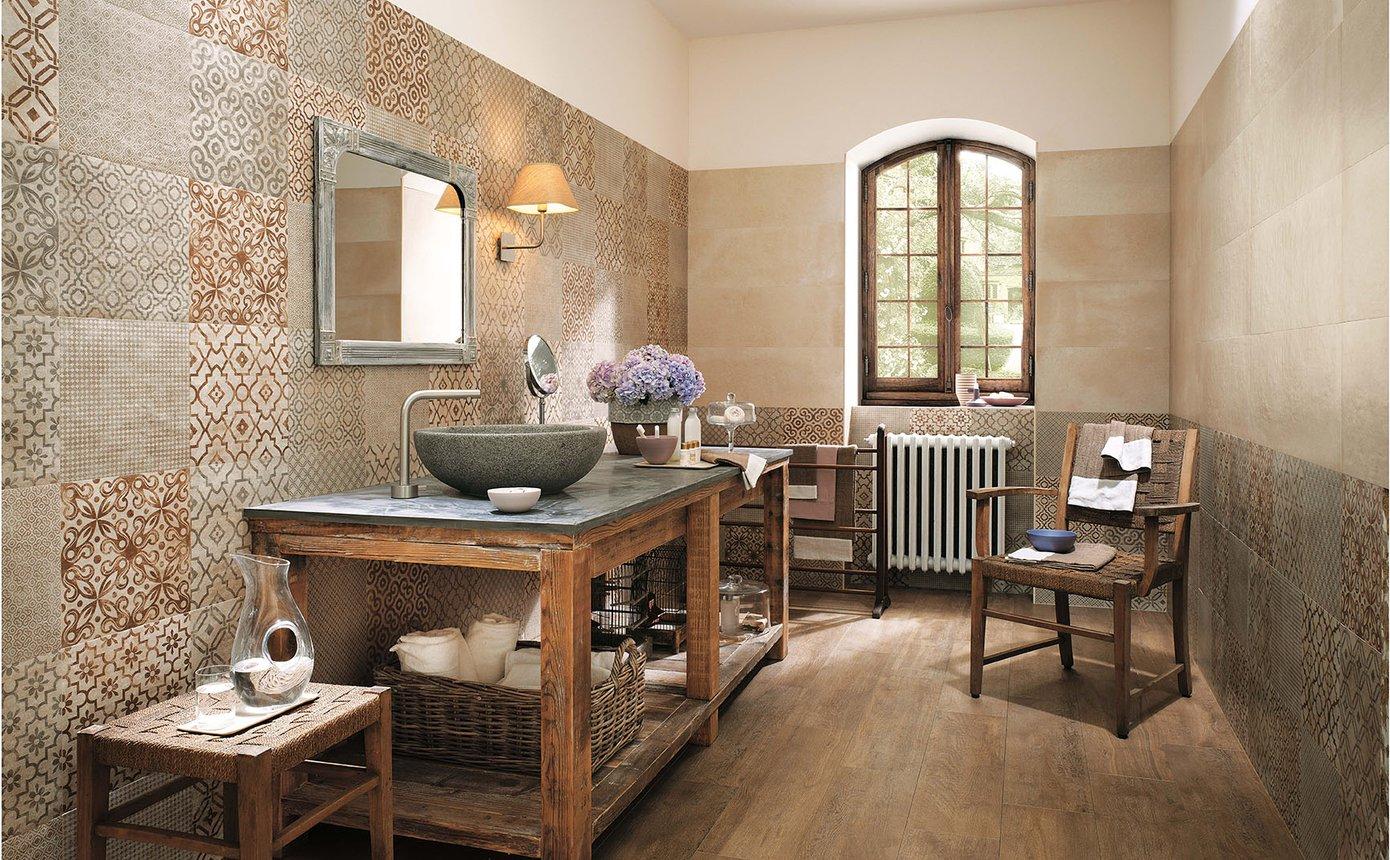 Creta rivestimenti per bagni di lusso fap for Immagini di arredo bagno