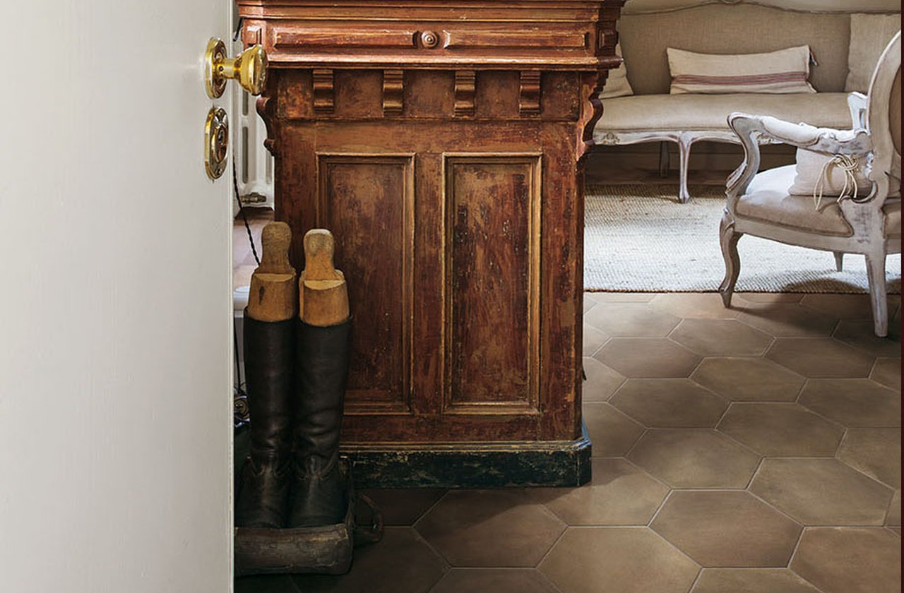 Tiles color Brown FAP Ceramiche - FIRENZE
