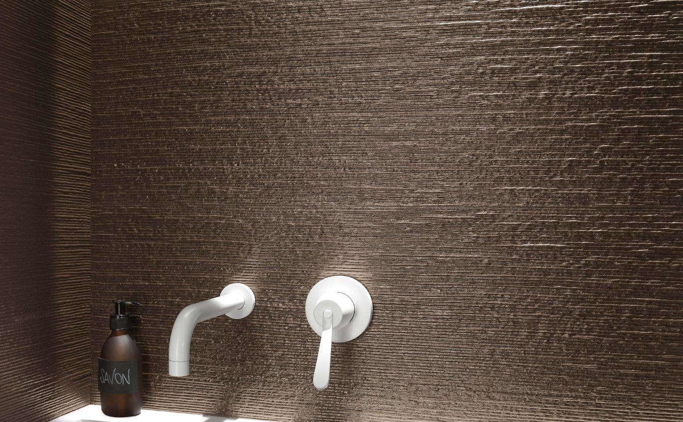 Bagno Beige E Marrone : Lumina piastrelle bagni moderni effetto materico fap