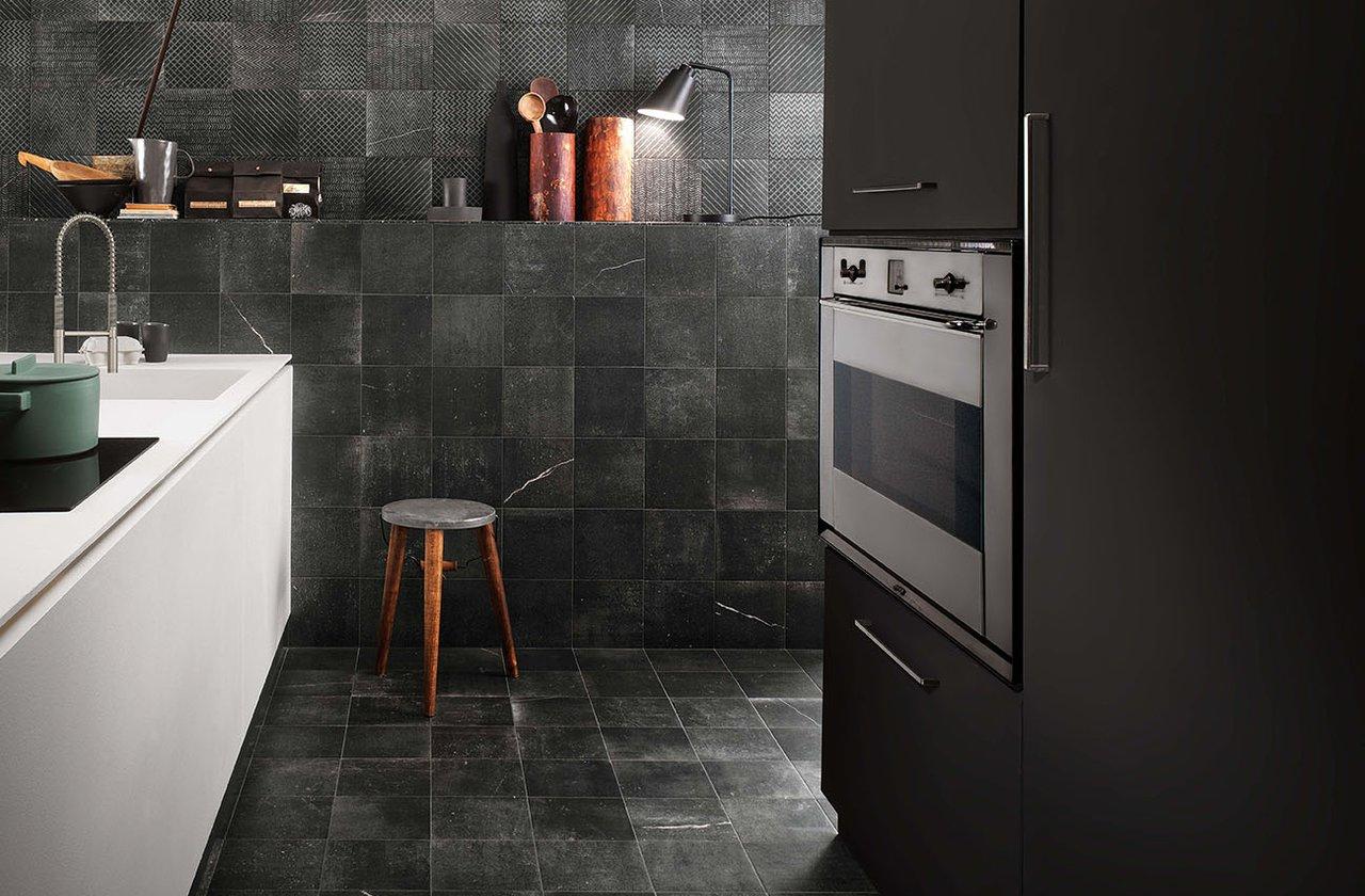Piastrelle per la cucina e pavimenti fap for Maioliche per cucina