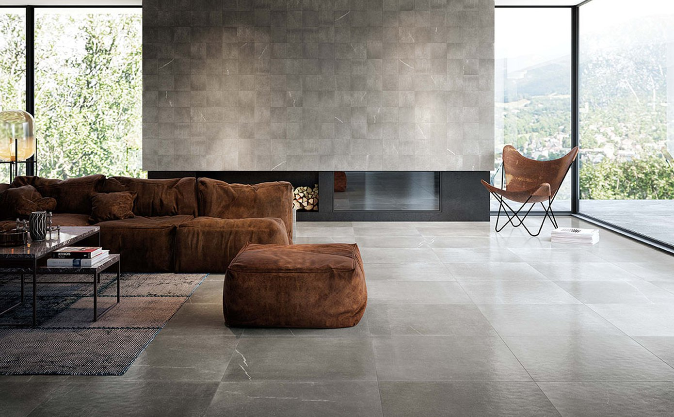 Maku: pavimento gres effetto pietra naturale fap