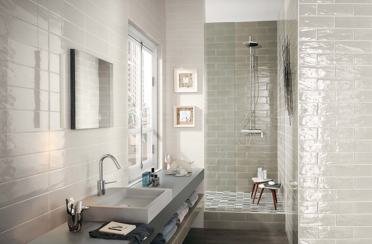 Tiles effect Brick FAP Ceramiche - MANHATTAN