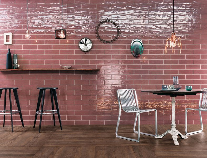 Manhattan: mock brick wall panels fap
