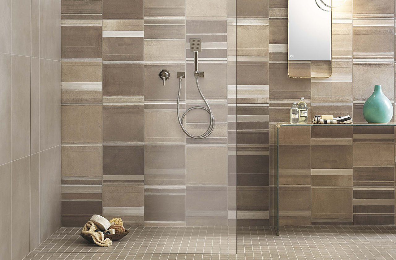 Rivestimenti bagno piastrelle bagno in ceramica fap for Ceramiche da bagno