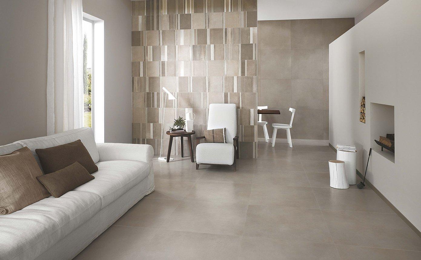 Tile Beige Tortora Deco Milano Amp Floor Fap