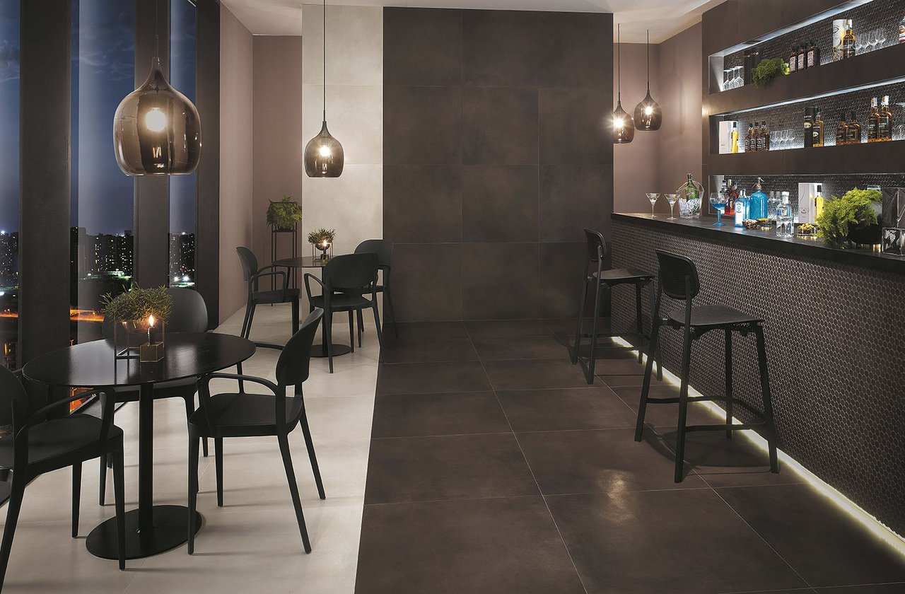 Tiles color Brown FAP Ceramiche - MILANO&FLOOR