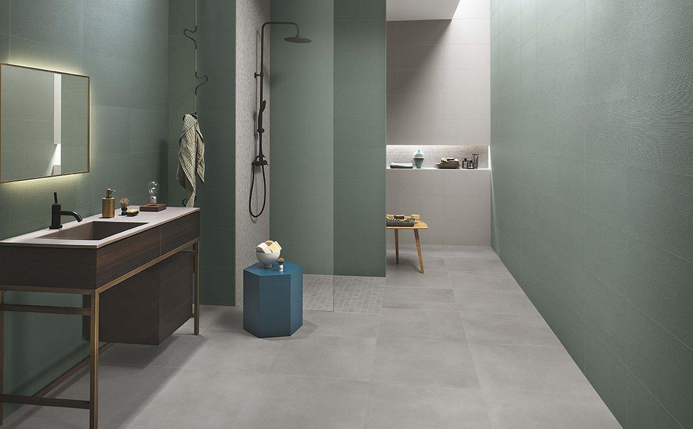 Milano&wall: rivestimenti e piastrelle per il bagno fap