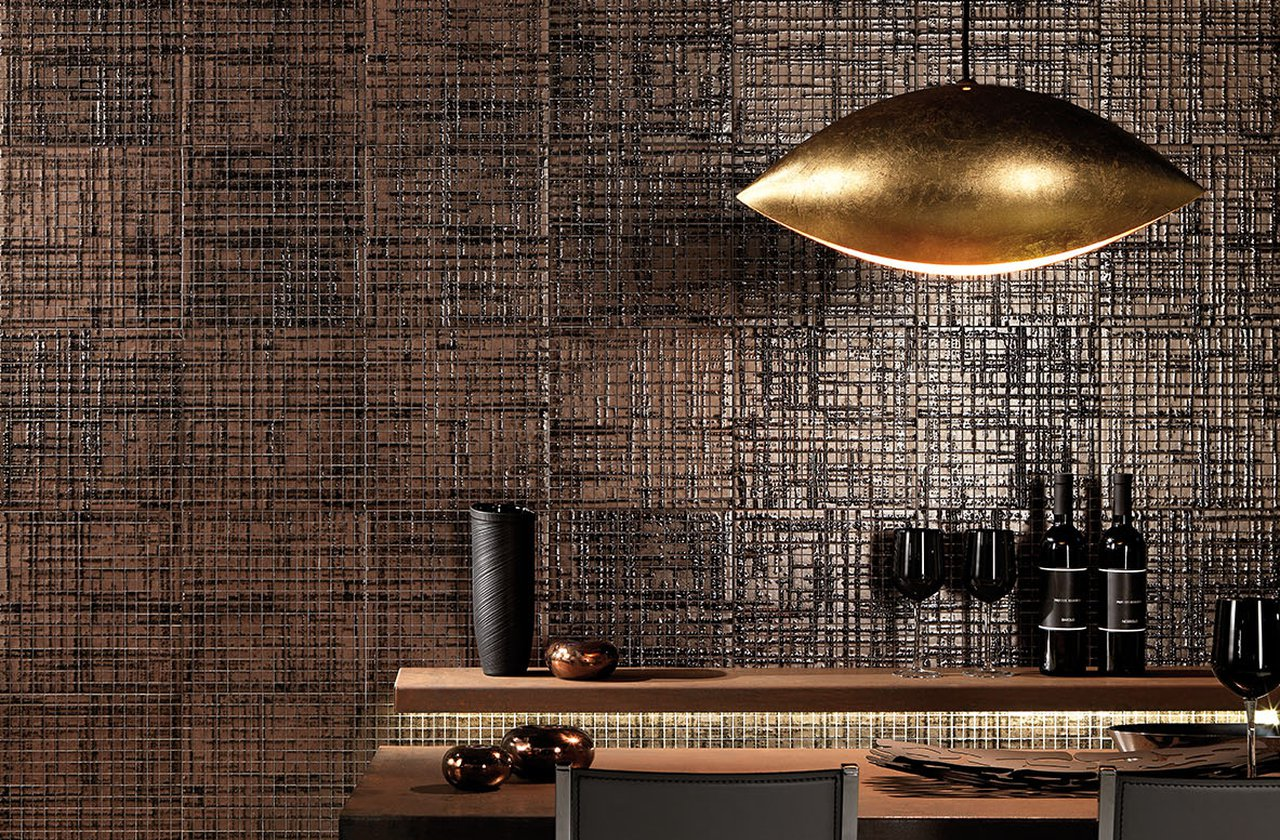 Fliesen optik 3D FAP Ceramiche - FAP MOSAICI DARK SIDE