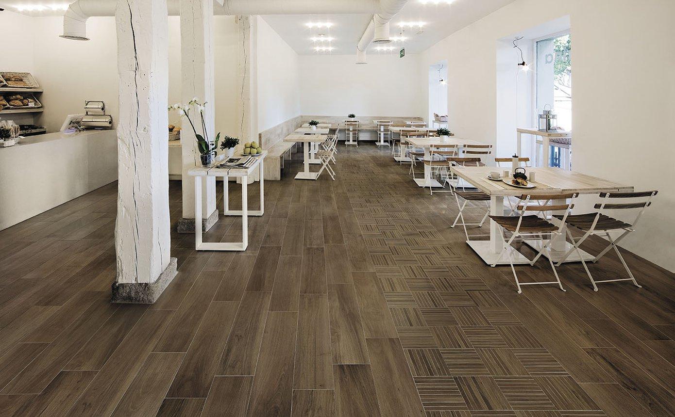 Piastrelle Effetto Legno Posa : Nuances: pavimento in gres effetto legno fap