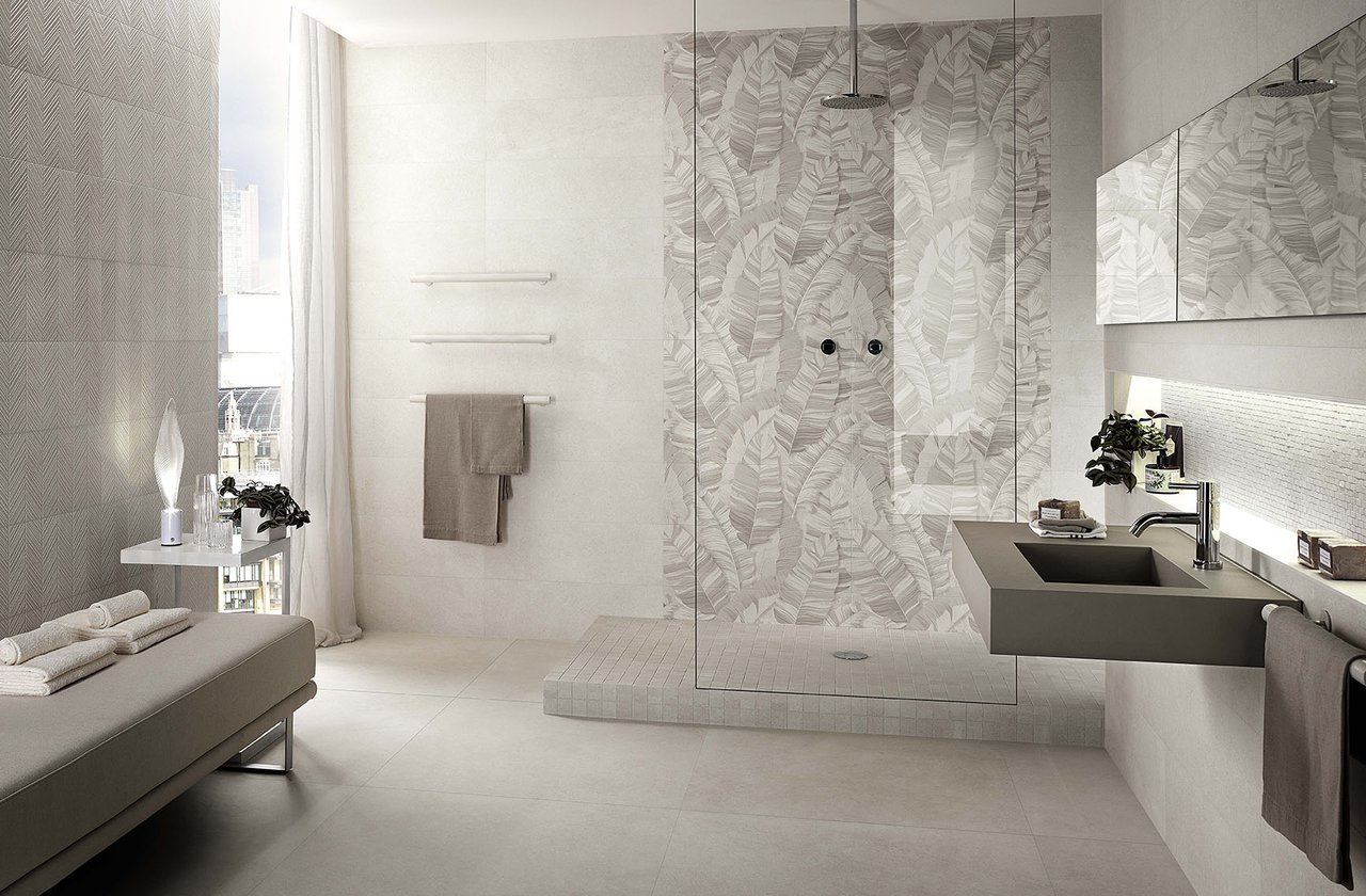 Rivestimento Bagno Con Maioliche rivestimenti bagno: piastrelle bagno in ceramica | fap