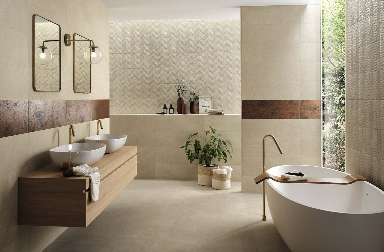Tiles color Brown FAP Ceramiche - NUX