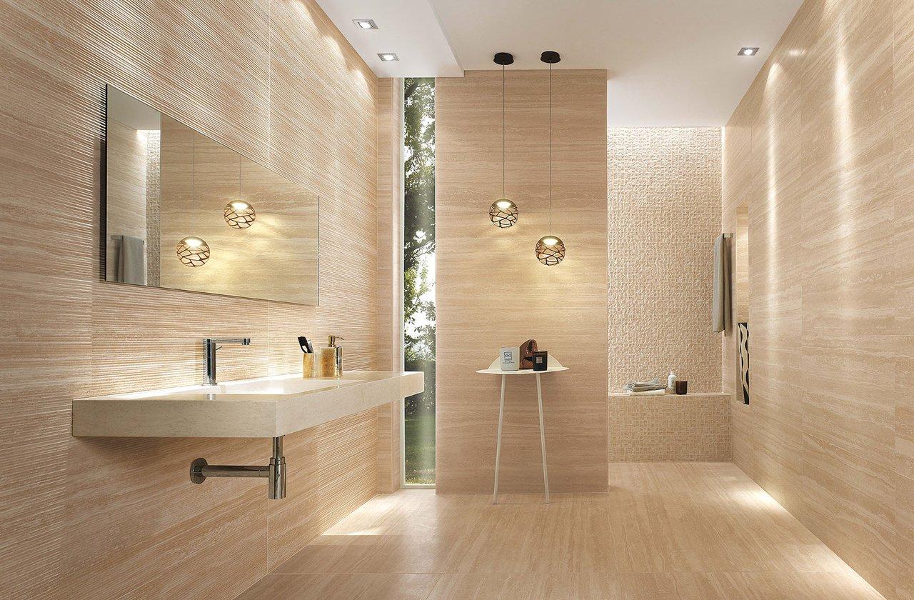 Rivestimenti bagno piastrelle bagno in ceramica fap - Ceramiche bagno classico ...