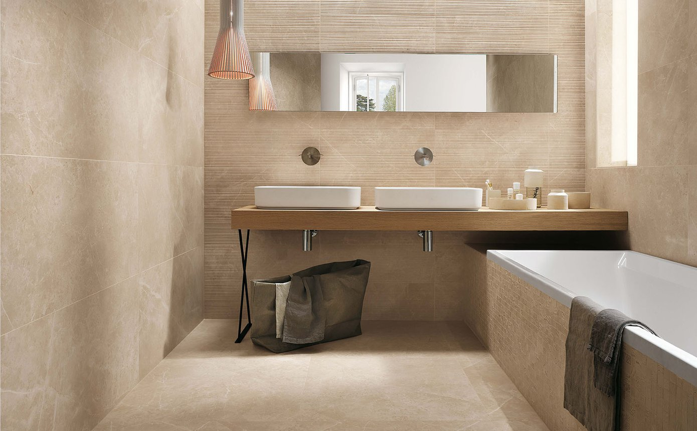 Negozi Ceramiche A Roma.Roma Stoneware Floor Tiles And White Body Wall Tiles Fap