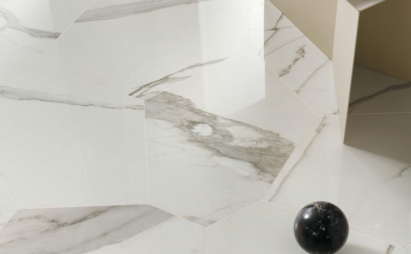 Roma Diamond Fap Ceramiche tile statuario roma diamond | fap